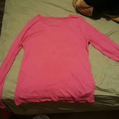 Long sleeve shirt Pink long sleeve shirt Aeropostale Tops Tees - Long Sleeve