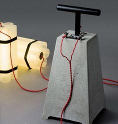 Забавные светильники #освещение #интерьер #дизайн #мебель
