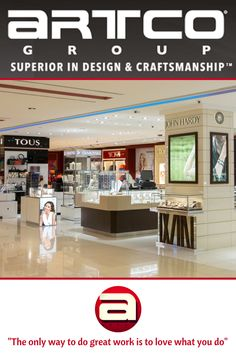 Revamp your store in 2016 with Artco Group. visit our website www.artcogroup.com to learn more about our services.
