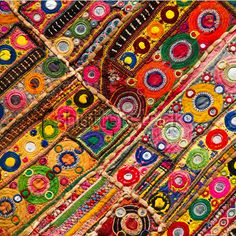 1000 Images About Indian Mirror Embroidery On Pinterest