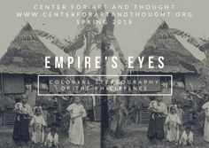 """Check out the stereographs posted for CA+T's Spring 2018 online exhibition: """"Empire's Eyes: Colonial Stereographs of the Philippines."""" Stereographic images courtesy of the California Museum of Photography. Image: """"A Filipino Home Near Manila,"""" c. 1898-1930. Visit the exhibition: www.centerforartandthought.org. #filipinoamerican, #filipinohistory, #historyofphotography, #blackandwhitephotography, #history, #photography, #philippines #postcard #ad"""