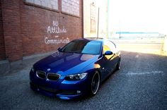 Best looking BMW 335i coupe