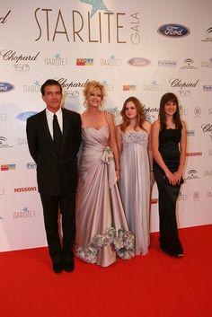 Melanie Griffith - Celebrities Attend Starlite Gala in Marbella(Aug 6, 2010)