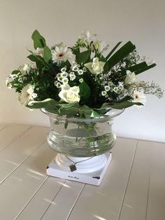 Nice flowers in a nice vase