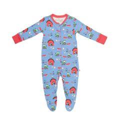 Frugi Farmyard Babygrow - Bo Beep Boutique #frugi #baby #babygrow #farm #organic  http://www.bopeepboutique.co.uk/collections/products/products/frugi-farmyard-babygrow