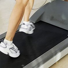 Get It Up, Your Heart Rate That Is: Intervals For Treadmill