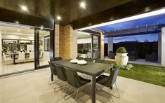 Outdoor room and sliding door www.metricon.com.au HOME: Fortitude