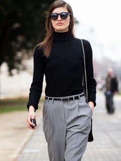 Como deixar o look clássico mais moderno