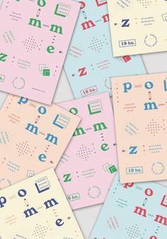 Cecilia Serafini #type #typography #letterspace #graphicdesigntrends #graphicdesign #design #trends #trendarchive #2014 #2015