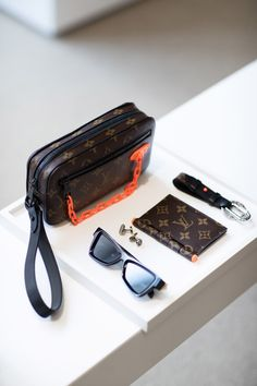 1242e0bd2959 First Virgil Abloh-Designed Louis Vuitton Pieces Are Already Hitting  Flagship Stores Luxury Bags
