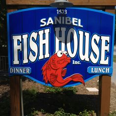 Sanibel Fish House (used to be McT's)