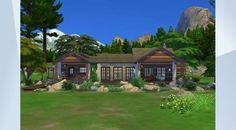 Sieh dir dieses Grundstück in der Die Sims 4-Galerie an! - Gemütliche aber abgeschiedene Lodge am Bergsee von Granite Falls                                                                          #nat052970 #nathalie #unseresimswelt #lakesidelodge #nocc #granitefalls #lodge #urlaub                                              http://unsere-simswelt.de