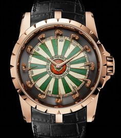 An Impossibly Awesome Knights Of The Round Table Watch