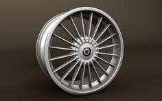 Alpina Classic Wheel