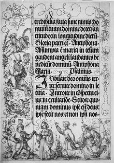 Image: Albrecht Dürer - Dürer, Prayer Book, Emperor Maximilian