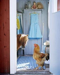 Farm Life by irina.lemne