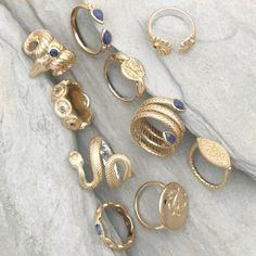 Cute Jewelry, Jewelry Accessories, Jewelry Design, Jewlery, Ear Piercings, Handmade Jewelry, Fashion Jewelry, Aesthetic Rings, Signet Ring