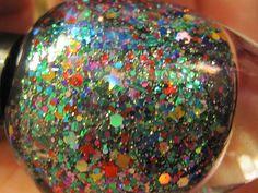 The Glittering Crowd in Green Lynnderella by Love8Brain, via Flickr