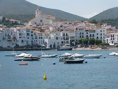 Cadaques, Spain. Went here when I was 19 and it is still one of my favorite travel spots!  Someday, I'll go back, this time w/the hubby!