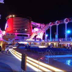 Disney Fantasy deck 11