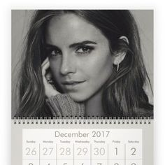 EMMA WATSON 2017 calendar sale! check out your favorite!