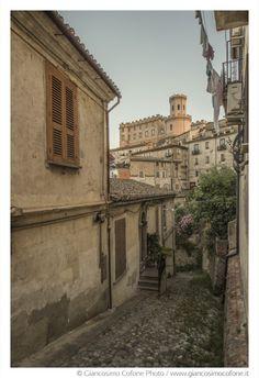 Castello Ducale di Corigliano Calabro, Calabria. 39°36′00″N 16°31′00″E