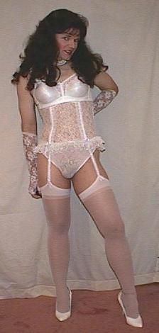Crossdressers, Muscle men in lingerie, CD Brides