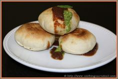 Khasta Kachori is typically north, west and central Indian snack. The fillings can be of different kinds. The one with lentil based dried stuffing are more