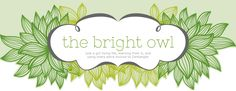 The Bright Owl - really like this blog. Zendala dares and lots of interesting tangle art.