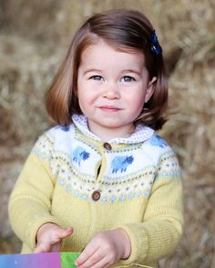 fromberkshiretobuckingham:  Princess Charlotte, age 2, May 2, 2017 (b. May 2, 2015), photo taken by her mother the Duchess of Cambridge