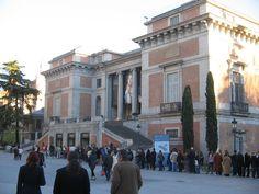Prada Museum in Madrid