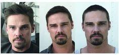 """Cameron Pictures Inc @cameronpicstv BTS - the transformation from @JayRyan to """"Joel"""" for #marykillspeople. Jay said it was the right choice. Of course, he was right."""