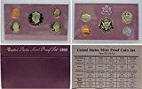1989 S US Proof Set Superb Gem Uncirculated - Simple Shopping Lifestyles #coins