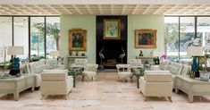 Interior Design That Will Let You Party Like a President - WSJ