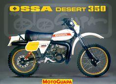 Ossa 350 Desert