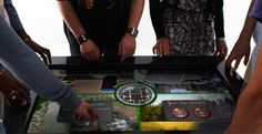 It's Your Choice: Life Choices is a multitouch interactive table game optimised for public spaces that can host 4 players simultaneously.