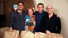 Gregg and Chris help the Hoyland family to prepare gluten-free meals and save…