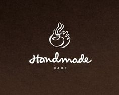 Logo Idea and Inspiration - Handmade cafe by Sergey Shapiro
