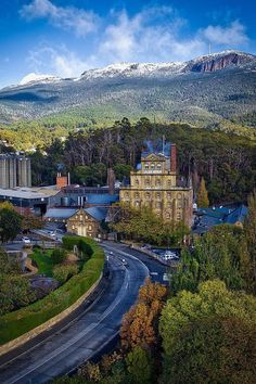 First snow on Mt Wellington, Hobart, Tasmania, Australia ** Cascade Brewery. Perth, Brisbane, Islas Cook, Nature Photography, Travel Photography, Photography Tips, Sydney Photography, Melbourne, Australia Travel