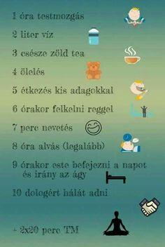 Mennyire igaz is, még ha nem is tudsz 10 dolgot felsorolni biztosan. Life Motivation, Positive Life, Better Life, Motivation Inspiration, Good To Know, Happy Life, Healthy Life, Quotations, Future Goals