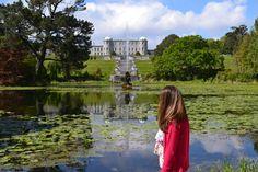 Visit to Powerscourt Estate & Gardens, Co Wicklow