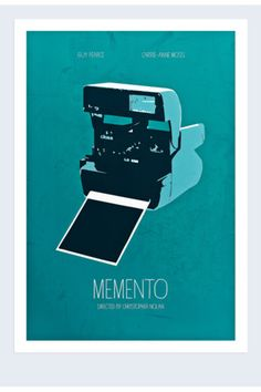 Memento [I want this on my wall.]