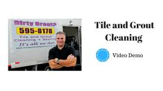 Tile and Grout Cleaning Video Demo