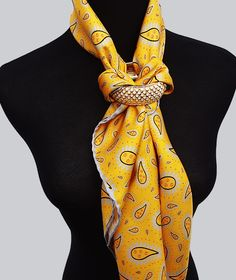 EP's Guide to the scarf - Part one: Scarves 101 has been posted! Read more about this iconic fashion piece at http://edwinpireh.com/?p=3089