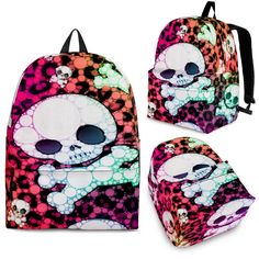 Check out our new products: Cute Skull and Bo... Check it out here http://ocdesignzz.myshopify.com/products/cute-skull-and-bones-cheetah-print-bookbag?utm_campaign=social_autopilot&utm_source=pin&utm_medium=pin
