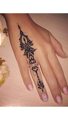 Mehndi Design Offline is an app which will give you more than 300 mehndi designs. - Mehndi Designs and Styles - Henna Designs Hand Simple Henna Tattoo, Henna Tattoo Hand, Hamsa Tattoo, Henna Art, Arabic Henna, Mehndi Tattoo Hand, Cool Henna Tattoos, Mädchen Tattoo, Cute Hand Tattoos