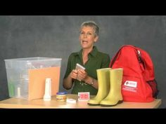Customizing a Family Emergency Preparedness Kit