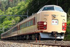 Japanese Railway <183 series / EXP. AZUSA / Chuo Line>