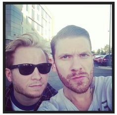 Zach and Brent...  Shinedown