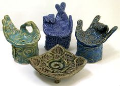 hand pottery